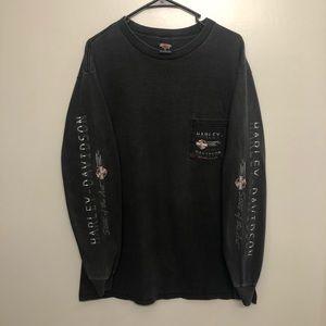 Harley Davidson state of the art long sleeve shirt